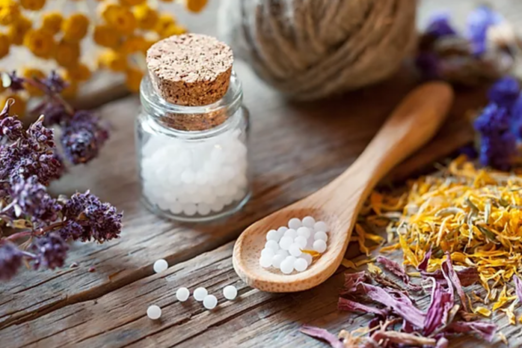 The Benefits of Homeopathy for Chronic Conditions