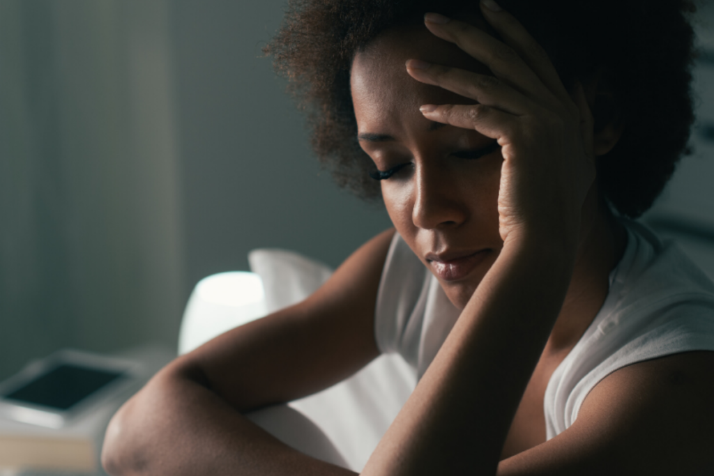 Insomnia Causes and Effects During Stress