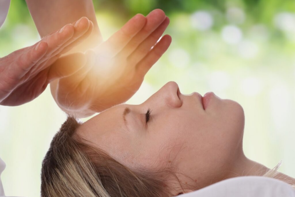 Natural Therapies: Energy Healing for Blocks & Clearing of the Body & Mind