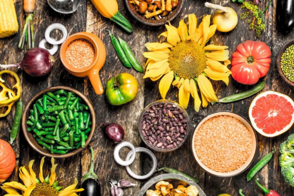 How to Make the Switch: The Healthy Benefits of Eating Organic Rich Foods
