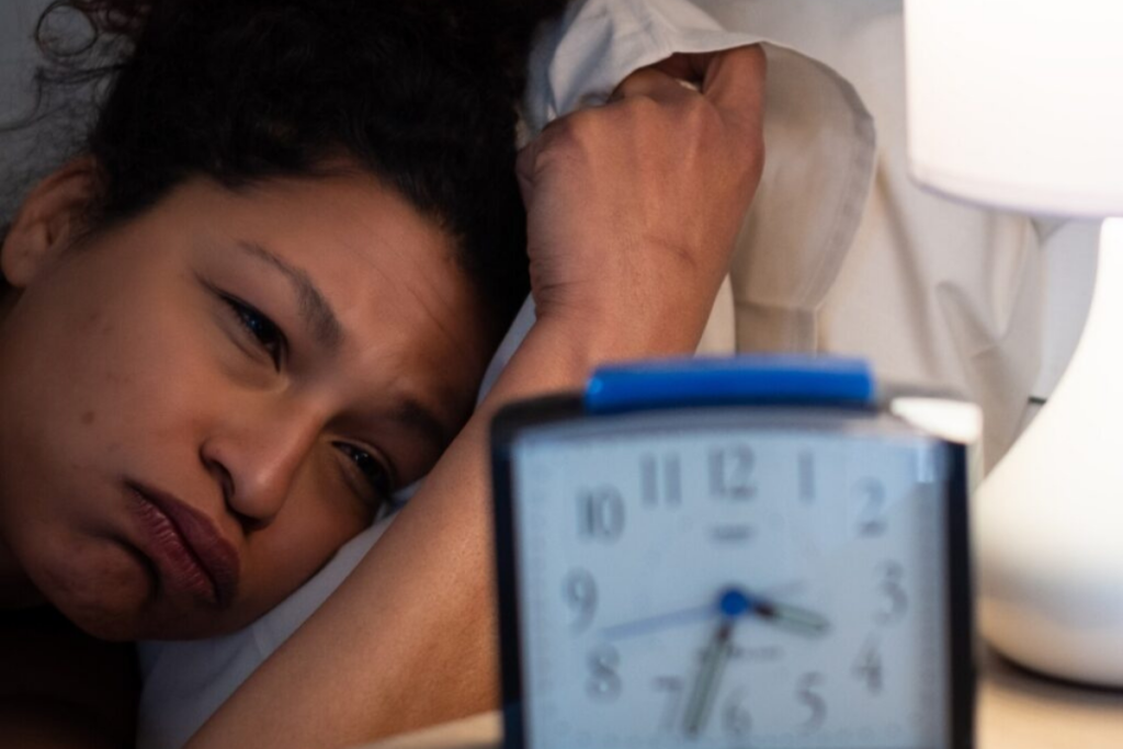 Insomnia : The Ticking Time Bomb